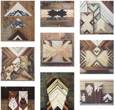 Originaire de Los Angeles, Aleksandra Zee, artiste ébéniste, vit et travaille aujourd'hui à San Francisco. Elle récupère des lattes de bois, les travaille,