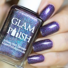 Glam Polish- Malice (The Wicked Intent Collection)