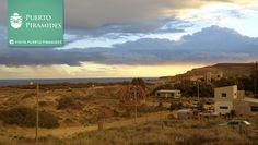 Puerto Piramides has the best sunsets in Patagonia Argentina!