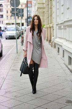 Nelly Grey Sleeveless Wrapped Dress