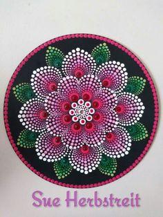 Mandalas Mandala Design, Mandala Art, Mandala Canvas, Mandala Drawing, Mandala Painting, Mandala Pattern, Dot Art Painting, Painting Patterns, Stone Painting