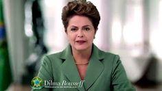 São Sebastião do Umbuzeiro a Vista: Presidente Dilma Rousseff faz consultas sobre emen...