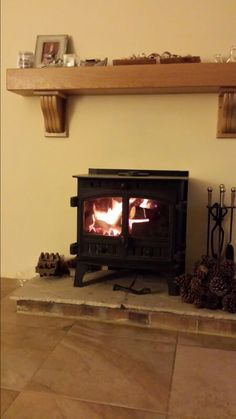 Cosy fire ❤