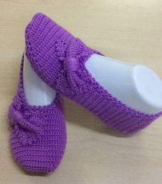 Crochet Slipper Pattern, Crochet Slippers, Tube, Shoes, Fashion, Tricot, Slipper, Zapatos, Bathroom Sets