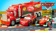 https://youtu.be/WFDSl2FjJwg #superherosetcompagnie #youtube #jouet #disneycars #flashmcqueen #lightningmcqueen #disneystore #macktruck