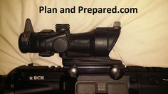 6 things to consider when buying a rifle optic