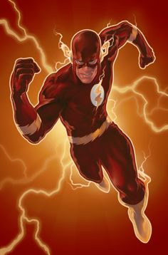 The Flash colored by PatC-14.deviantart.com on @deviantART