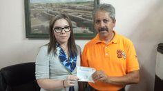 El día de ayer la alcaldesa Yesenia Reyes Calzadias, apoyó con combustible a alumnos de la Telesecundaria Francisco I. Madero de Guadalupe Victoria...
