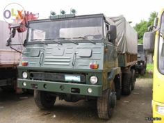 Military truck 6x6 10w for sale