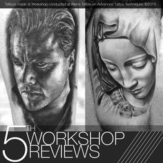 Thank you for overwhelming response towards recently conducted Workshop on Advanced Tattoo Techniques at Aliens Tattoo, India 2015. It was an honour to have you all at my workshop. Your love and support made this happened.   Please visit this link to see the reviews https://www.facebook.com/photo.php?fbid=10206915056896004&set=a.1158972295559.2024093.1265320512&type=1&theater