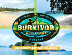 Survivor - I still say it's a terrible show...but I know you loved it :)