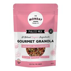 Muesli and Granola Archives Paleo Muesli, Granola, Pecan, Fig, Berries, Goodies, Nutrition, Wellness, Organic