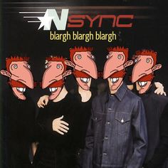 nsync & nigel thornberry