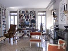 Park Avenue Duplex Apartment – Brockschmidt and Coleman