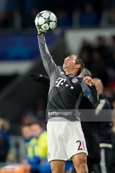 Eindhoven, Netherlands , UEFA Champions League - Season, Group D - Matchday PSV Eindhoven - FC Bayern Muenchen, Philipp Lahm Eindhoven Netherlands, Philipp Lahm, Fc Bayern Munich, Uefa Champions League, Seasons, Group, Seasons Of The Year