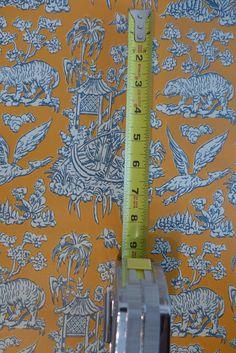 25% off SALE Vintage Wallpaper Oriental Japanese by PatrickStreet