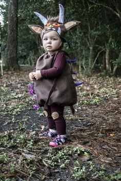 Gruffalo Costume, Toddler Costumes, Garden Sculpture, Outdoor Decor