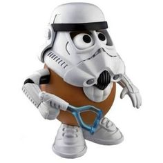I need this to go with my Darth Tater.  Don't judge.