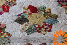nellie's quilts   Nellie's Needle Quilt - Fall 2014 Quilt Market xxx