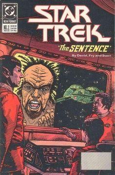 Star Trek (Nov DC) for sale online Book Series, Star Trek, Sentences, Dc Comics, Comic Books, Age, Stars, Classic, Movie Posters