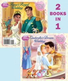 Cinderella's Dream Wedding & Tiana's Royal Wedding