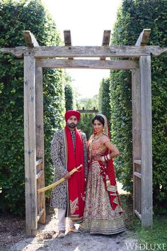 WedLuxe– A Spectacular Two-Day Indian Wedding   Photography by: Krista Fox Photography Follow @WedLuxe for more wedding inspiration!