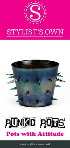 Stylist's Own® Shop - Unique and rare Objects for your Home and Garden. Attitude, Pots, Stylists, Objects, Home And Garden, Unique, Handmade, Hand Made, Fashion Designers