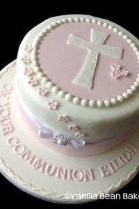 Communion Girl Pink