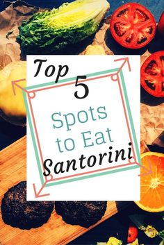 Find the best food available in Santorini with our guide to the best restaurants in each part of the island. Santorini Travel, Santorini Island, Santorini Greece, Mykonos, Greece Honeymoon, Greece Vacation, Greece Travel, Greece Trip, Vacation Resorts