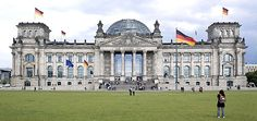 Reichstag – The seat of the German Parliament is one of Berlin's most historic landmarks. It has now has a new dome and draws some of the biggest crowds in Berlin. It has a rich history that reflects the stories of Germany since the 19th century.