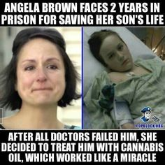 N/A This is why it NEEDS to be AT LEAST legally medicinal IN EVERY STATE. THERE IS NO REASON THESE PARENT'S SHOULD BE FACED WITH MORE TIME THAN REAL CRIMINALS HARMING PEOPLE.  OUR COUNTRY IS MAKING ME SICK AND FUCKING DISAPPOINTED.