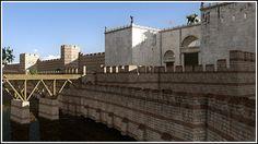 PORTA AUREA in Constantinople