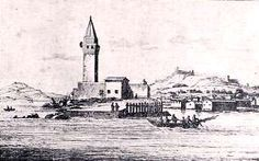 drawing by Simone Pomardi, from his Viaggio nella Grecia , Roma 1820 Civil Engineering, Civilization, Cathedral, Greece, Drawing, Architecture, Building, Travel, Greece Country