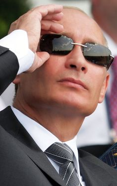 """There is no such thing as a former KGB man."" ~ Vladimir Putin ~ What do you… Vladimir Putin Hot, Putin Badass, Ukraine, United Russia, President Of Russia, Wladimir Putin, Great Leaders, World Leaders, Role Models"