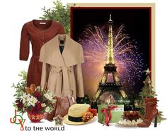 """Joy to the world"" by countrycousin on Polyvore"
