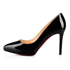 Shoes - Pigalle Plato - Christian Louboutin 100mm, 795$