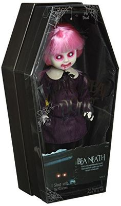 "Living Dead Dolls Series 31 Bea Neath 10.5"" Doll Living D... https://www.amazon.com/dp/B01FZS7KSG/ref=cm_sw_r_pi_dp_x_NMIlybX2P35D2"