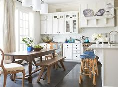 Eat In Kitchen Ideas.148 Best Coastal Kitchen Dining Ideas Images In 2019 Coastal
