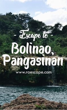 DIY Bolinao Pangasinan backpacking travel guide Do it yourself itinerary with budget. Bolinao Pangasinan travel and guide itinerary for beginners Asia Travel, Solo Travel, Amazing Destinations, Travel Destinations, Top Places To Travel, Worldwide Travel, Group Travel, White Sand Beach, Travel