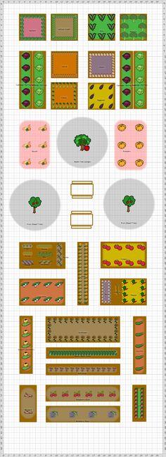 Garden Plan - 2013: Barnes Community Garden