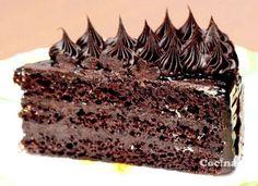 Receta de Tarta con chocolate