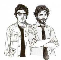 Fight of the Conchords :)