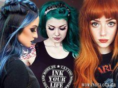 Χρώματα μαλλιών 2019: Οι multi-colored τάσεις του χειμώνα τα χρωματιστά μαλλιά ανατρέπουν το χειμερινό σκηνικό Magic Art, Fashion Beauty, Hair Color, Hair Beauty, Trends, Haircolor, Hair Dye, Hair Coloring