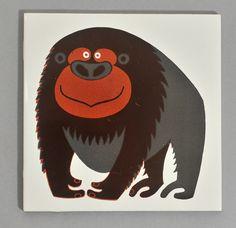 Kenneth Townsend 'Gorilla' tile by robmcrorie, via Flickr