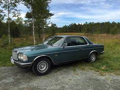 Mercedes-Benz E-Klasse 230 CE 1982, 308 000 km, kr 39 000,-