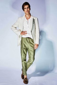 Tom Ford Spring-Summer 2018 Menswear Collection
