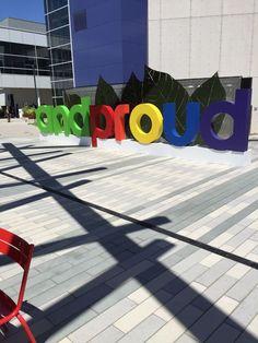 """""""Andproud"""" Google   Glassdoor-Fotos"""