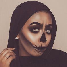 Make Up Halloween Simple Hijab.135 Best Hijab Halloween Looks Images In 2019 Halloween