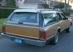 '87 Pontiac Safari Wagon