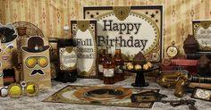 Steam Punk Party -- Birthday Direct
